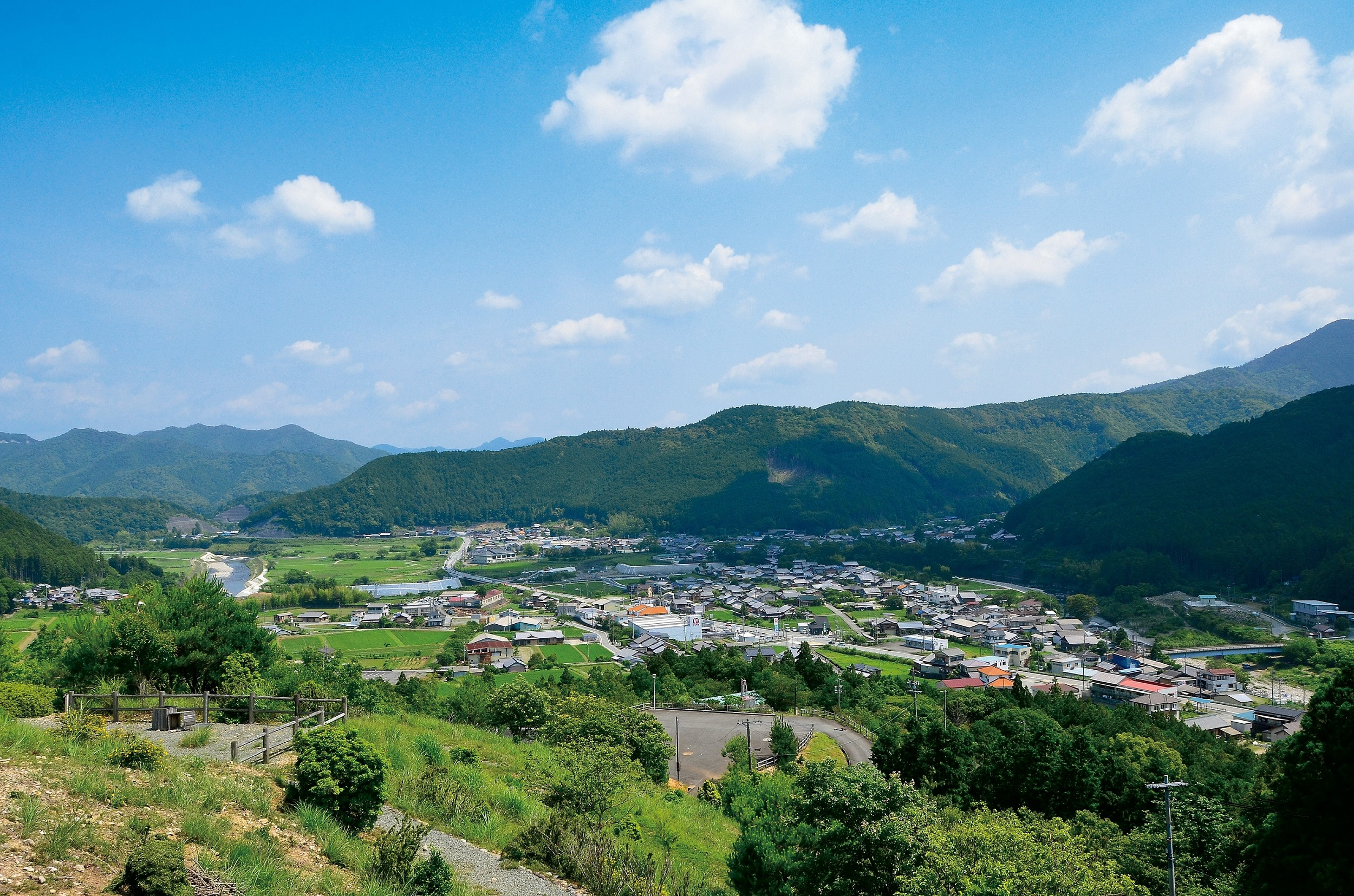 大紀町の風景