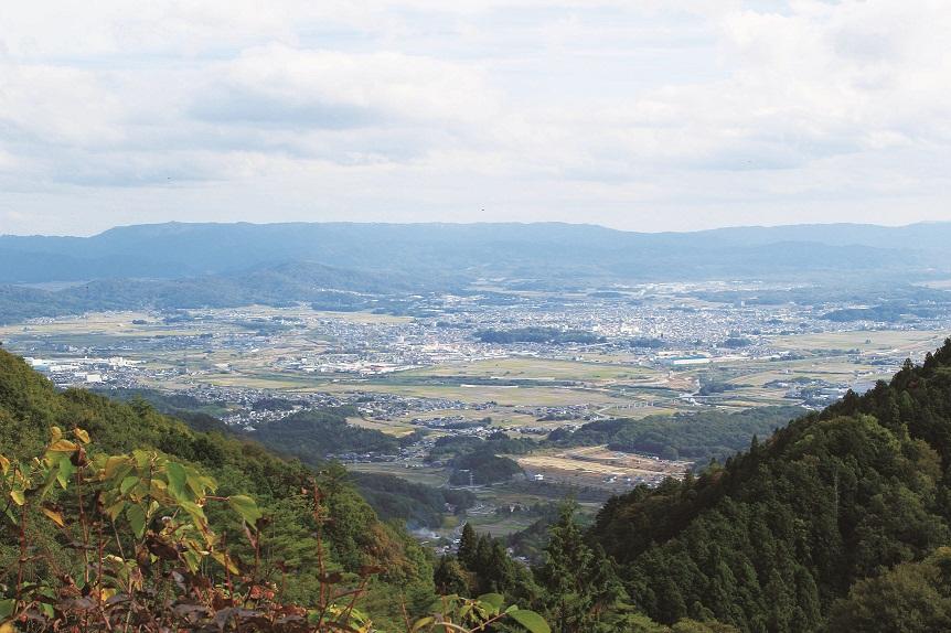 自然豊かな伊賀市